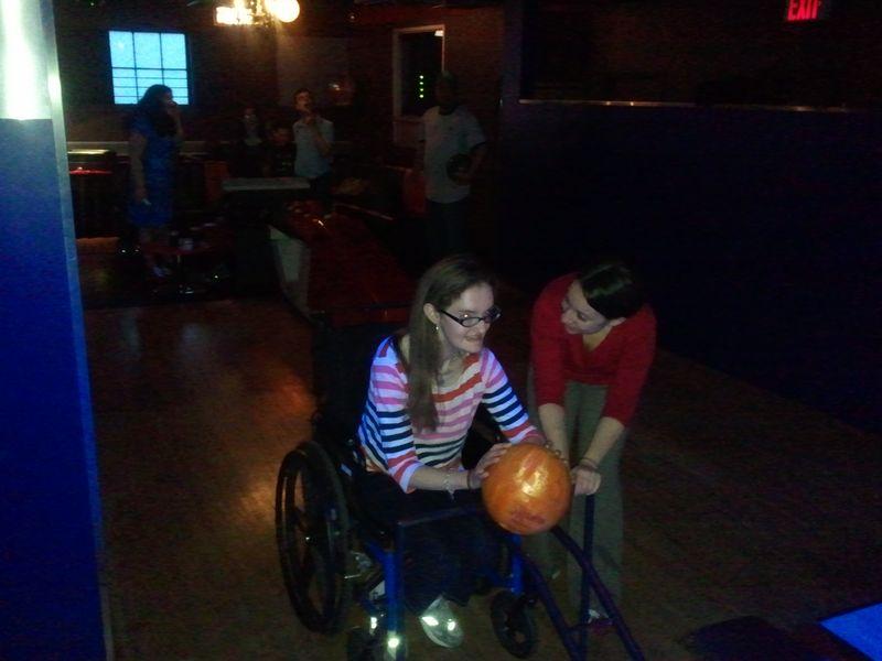 Sam bowling