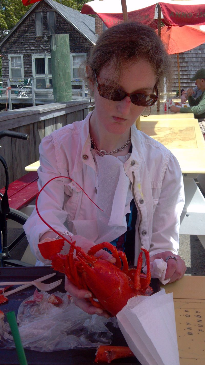 2012-LObster at Beals