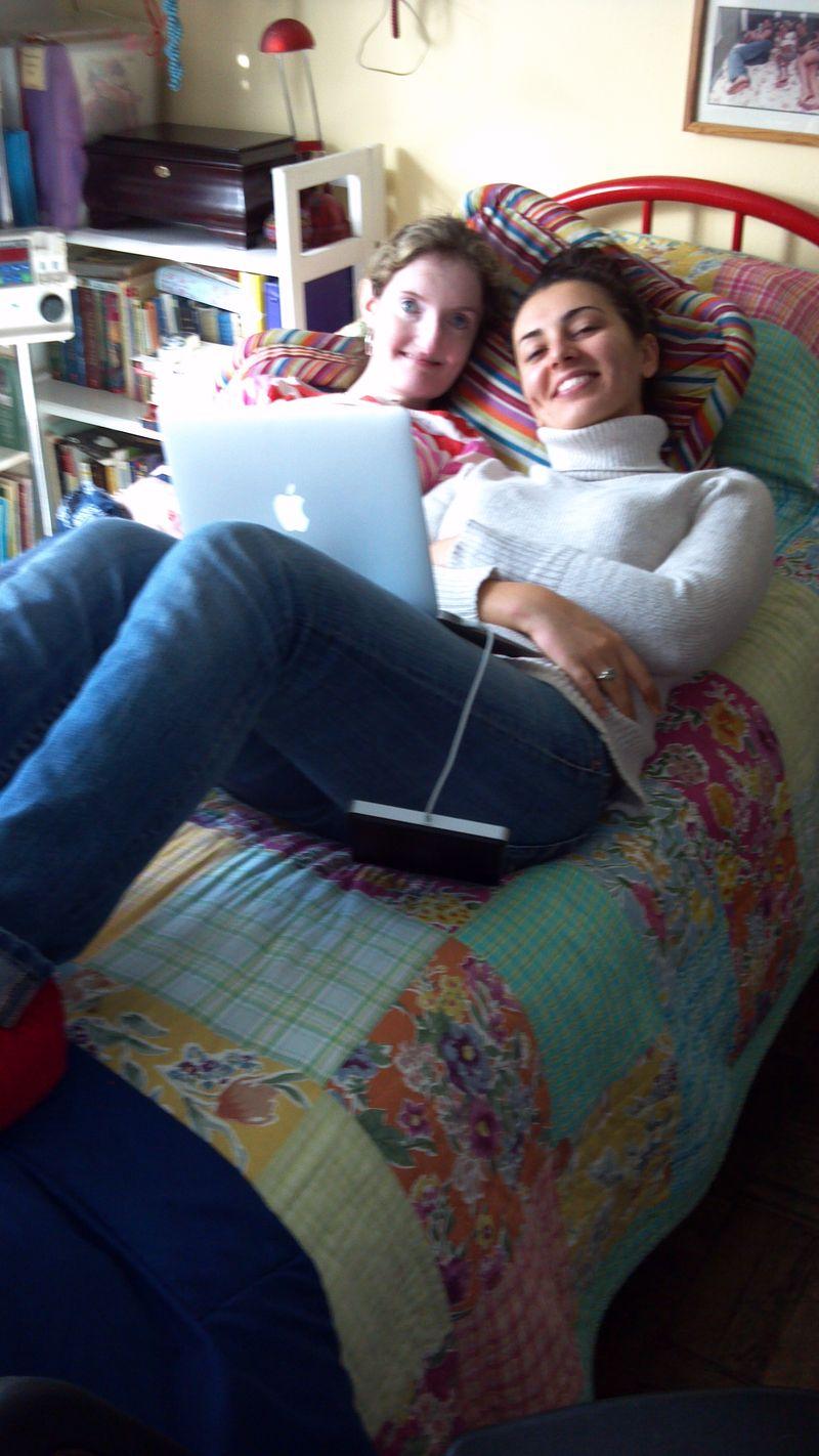Sam and Yelena 2